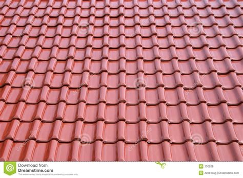 Metal Tile Roof Roof Metal Tile Sheet Royalty Free Stock Photos Image 130928