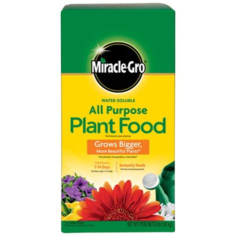 what is flower food southernstates com miracle gro water soluble all purpose