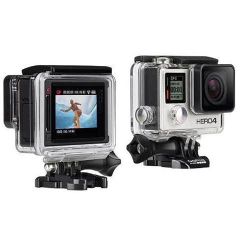 Lcd Gopro 4 gopro 4 silver edition lcd touch go pro hero4 4k r 1 999 99 no mercadolivre