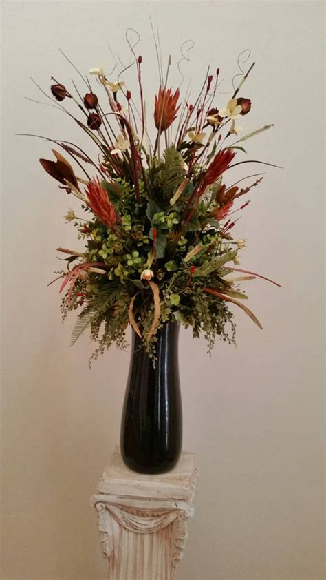 vases marvellous contemporary vase arrangements extra large silk floral arrangement transitional contemporary