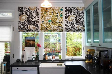 modern kitchen curtain ideas with ceiling light the most