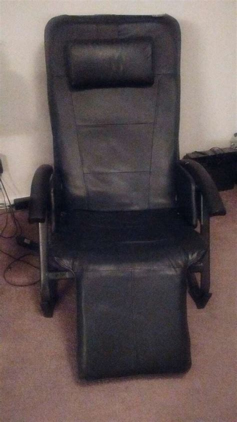 Homedics Anti Gravity Recliner With Heat by Letgo Homedics Anti Gravity Recliner In Palm Coast Fl