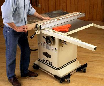 woodworking tool review hybrid tablesaws