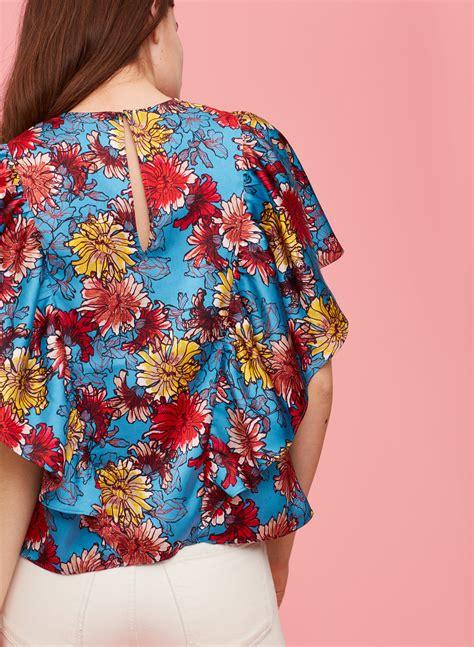 Yarrow Blouse 1 moon yarrow blouse aritzia us