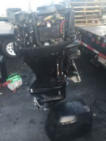Used Suzuki Outboard Parts For Sale Buy 50 Hp 4 Stroke For Sale Boat Parts And More
