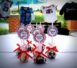 Sports Themed Favors by Baby Shower Food Ideas Sports Themed Baby Shower Ideas