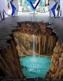 Trippy Wall Murals 3d sidewalk chalk art 4 of the world s most talented
