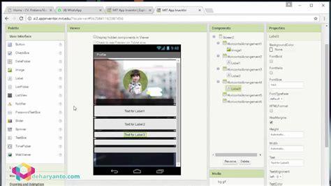 aplikasi membuat barcode di pc membuat aplikasi android menggunakan app inventor 2 kurang