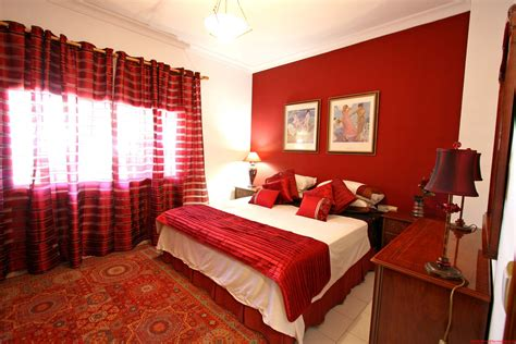 red home decor ideas bedroom romantic red and white bedroom ideas home decor