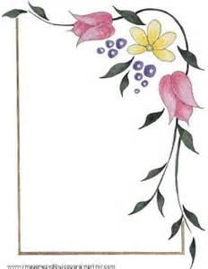 bordes para decorar hojas nuevas im 225 genes