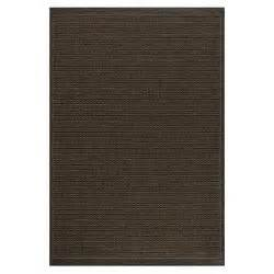 home decorators collection saddlestitch all weather area rug ebay home decorators collection saddlestitch black 7 ft 6 in