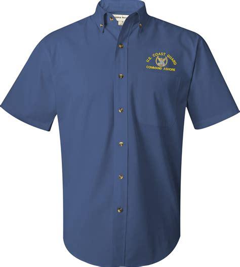 Sleeve Embroidered Shirt united states coast guard custom embroidered sleeve
