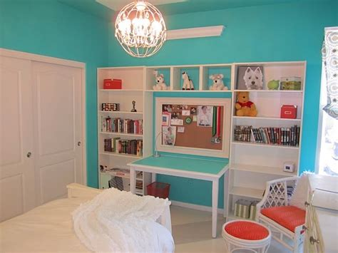 orange turquoise bedroom turquoise and orange girl s bedroom cottage vintage