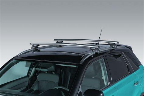 Suzuki Roof Racks Suzuki Genuine Vitara S Multi Roof Rack Bar Rail Carrier