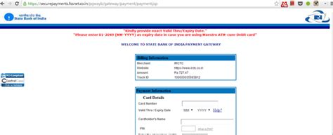 make icici credit card payment icici credit card payment through sbi net banking