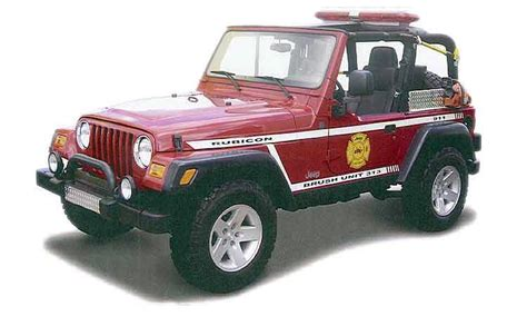 Jeep Fires Jeeps Used In Firefighting