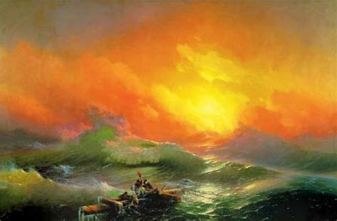 pics for gt ivan aivazovsky the ninth wave ivan aivazovsky the ninth wave www pixshark com images