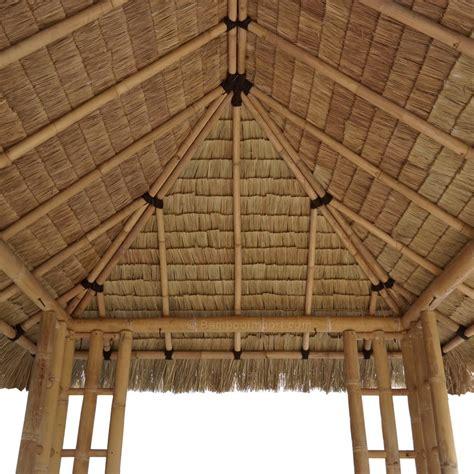 gazebo 3 x 2 bali bamboo gazebo 3 x 4 m