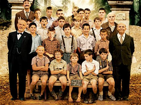 the foreign french movie my favourite foreign film les choristes