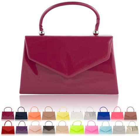 womens clutch bags c top handle patent women clutch bag bridal designer ladies
