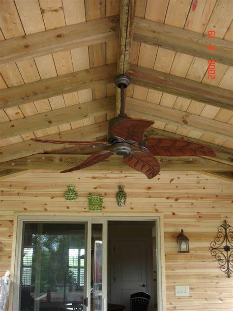 Cedar Porch Ceiling Building With Cedar Columbus Decks Porches And Patios