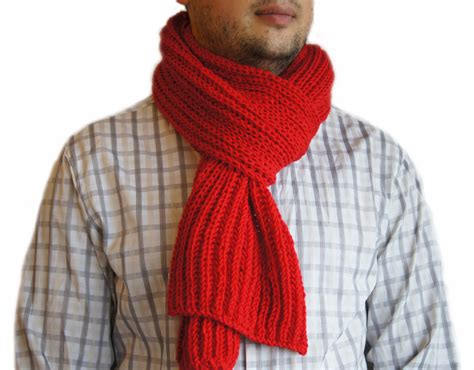 mens scarf knit scarf mens knit scarf scarf knit scarf for