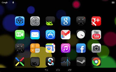 nova launcher ios7 theme apk apk android download ultimate ios apex nova theme android apk