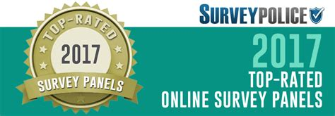 Top Online Surveys - top online survey panels for 2017 surveypolice