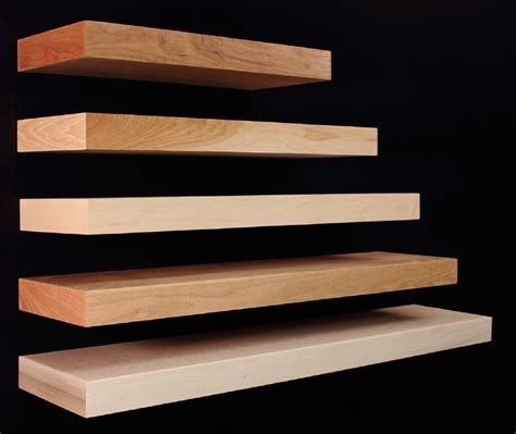 unfinished wood floating shelves wood floating shelf hdl