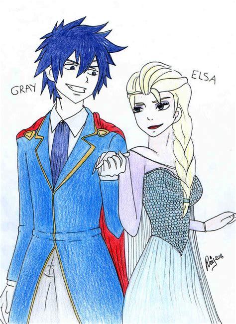 Elsa New 4 Grey gray and elsa by yagmurkarabulut on deviantart