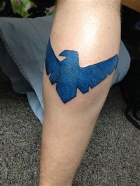 nightwing tattoo ideas on nightwing and