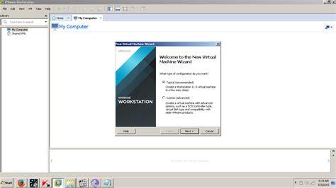 cara menginstall kali linux melalui vmware