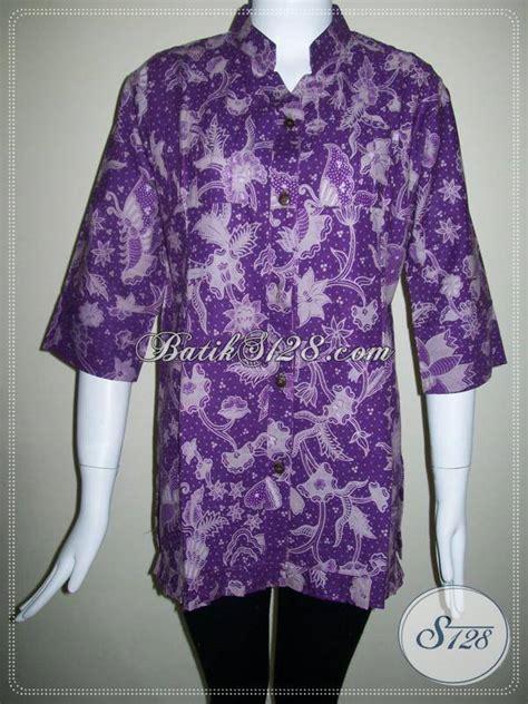 Baju Sekolah Warna Ungu baju batik warna ungu batik elegan warna ungu cerah bls357bt m 100 toko batik 2018