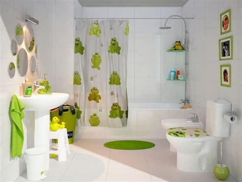 como decorar el bano de los ninos decoraci 243 n de ba 241 o infantil tem 225 tica ranas