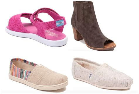 tom shoes on sale journey s toms shoes and boots only 29 99 shipped