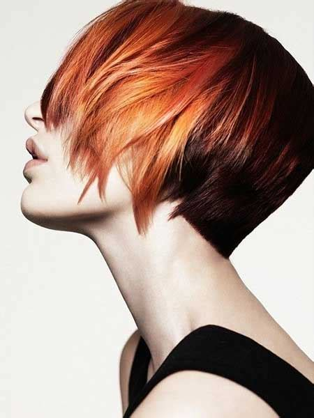short hairstyles with colours 35 short hair color ideas short hairstyles 2017 2018