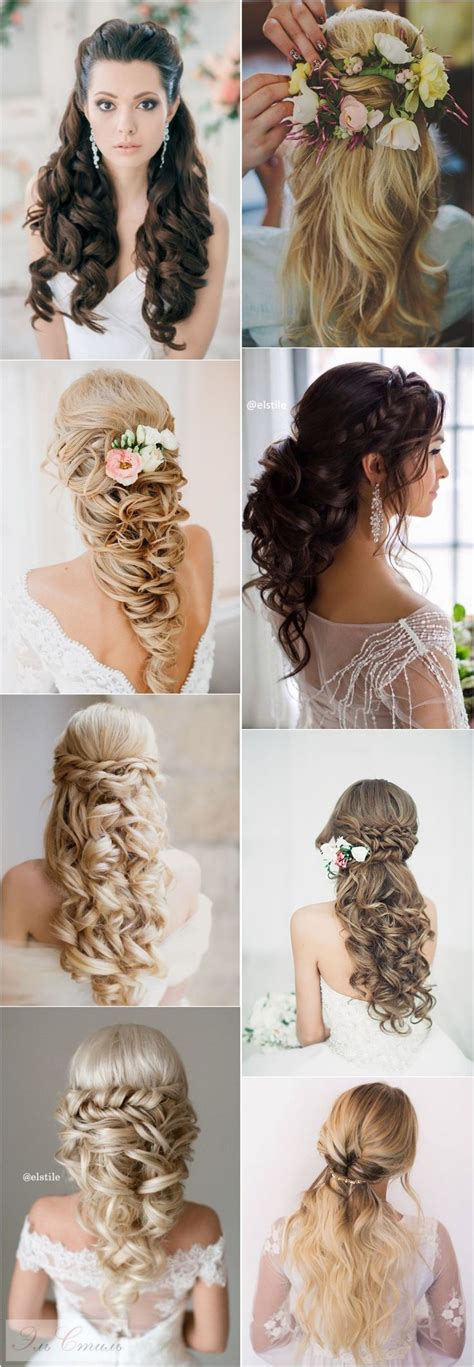 Bridal Hair Half Up Tutorial by Best 25 Hair Half Up Ideas On Half Up Half