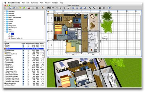mobili sweet home 3d aggiornato sweet home 3d la migliore utility gratuita per