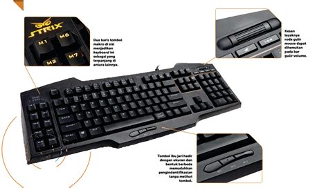 Keyboard 1 Jutaan keyboard gaming asus harga murah awet 1 jutaan harga april 2018