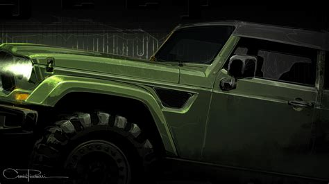 jeep crew chief jeep teases trailcat and other easter safari concepts