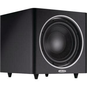 Speaker Subwoofer Polytron Psw 800 polk audio 10 in subwoofer black psw 110 blk the home