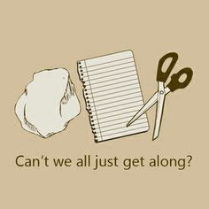 What Can You Make With Paper And Scissors - 1000 images about rock paper scissors on rock