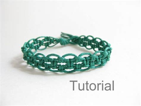 Cool Hemp Knots - cool diy hemp bracelet patterns