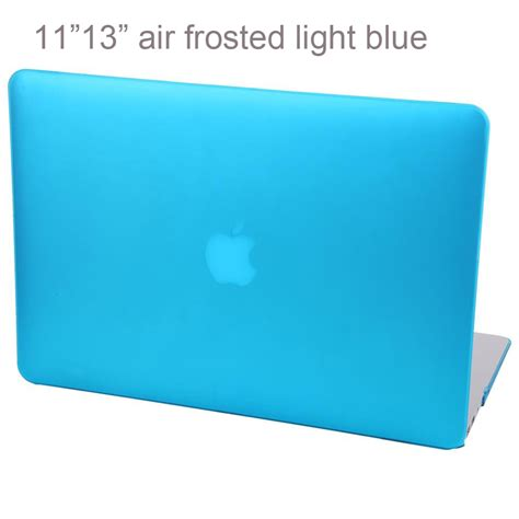 Macbook Retina 13 Matte Light Blue No Logo matte frosted keyboard cover apple mac macbook air pro 11 quot 11 6 quot 13 quot 15 quot ebay