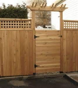 une porte de jardin originale r 233 novation bricolage