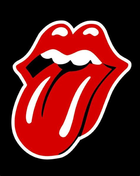 Rolling Stones The Rolling Stones Classic Tongue Logo Unisex Joe