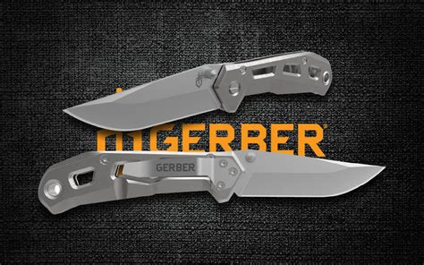 gerber introduces new gerber airlift knives knife newsroom