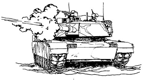 World War Ii In Pictures Veterans Day Coloring Pages Army Tank Coloring Page