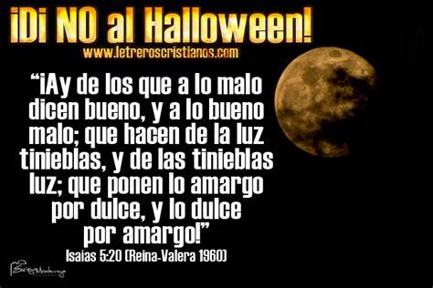 imagenes de halloween cristianas dia de halloween 171 letreros cristianos com imagenes