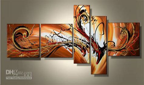 art painting for home decoration 2018 100 hand painted unframed abstract painting wall art
